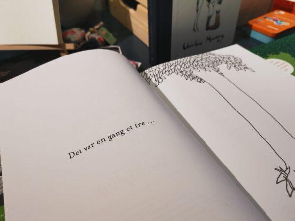 Det gavmilde treet, side 1
